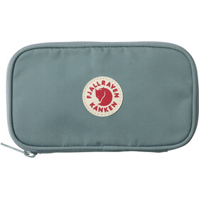 Fjällräven Kånken Travel Wallet frost green